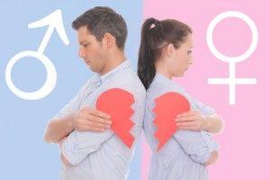 Que ocurre cuando se rompe una pareja no casada?