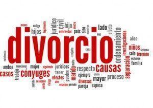 formulario divorcio