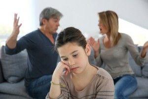 divorcio express con hijos sin bienes